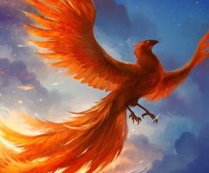 Mythology Phoenix