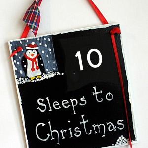 How Many Sleeps Till Christmas