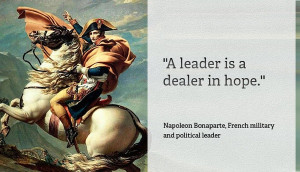 Here you may find the best collection of Napoleon Bonaparte Quotes .