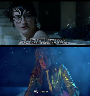 Old Gregg and Harry Potter. Perfect