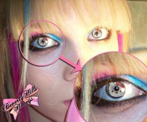 Hello Kitty Kontaktlinsen