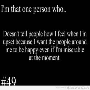 people miserable Quotes life Quotes