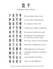 confucius gentleman 2