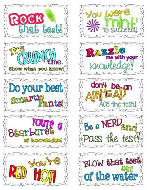 Elementary Motivational Quotes For Testing. QuotesGram