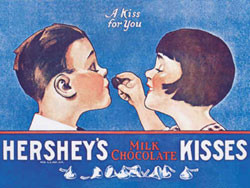 Milton Hershey was to chocolate as Henry Ford was to the auto.