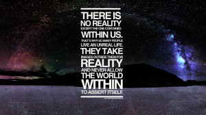 landscapes outer space text quotes typography reality night sky ...