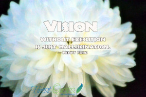 Vision Quotes Credited