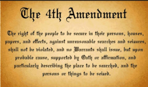 Third Amendment Quotes The fourth amendment