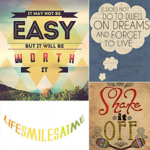 Inspirational Quote Posters | POPSUGAR Fitness
