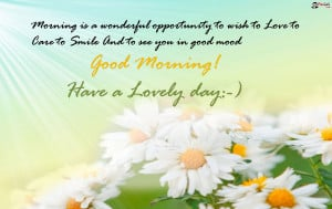 ... Good Morning Quote To Friends To Wish Happy Morning. You Like This