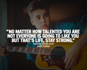 hqlines, justin bieber, quotes, sayings, swag