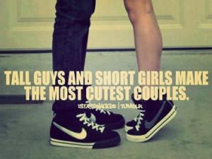 Tall Guy Short Girl Tumblr