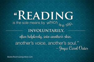 Book Quotes, Joyce Carol Oates: Carol Oats, Joyce Carol, Books Worth ...