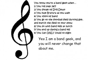 Band Geek Pride Bandluvr