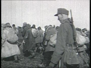 Military Step Synchronously USSR Wehrmacht German Soldier Ukraine