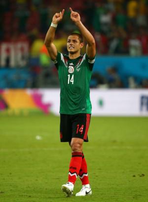 Chicharito Hernandez 2014 World Cup 2014 FIFA World Cup Brazil