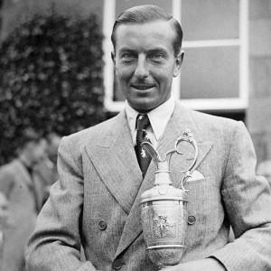 British Open: HENRY COTTON