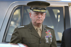 USMC General 'Mad Dog' Mattis forced out of CENTCOM Early.