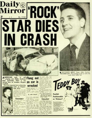 Re: OT: Top rock 'n' roll deaths (what a way to go)