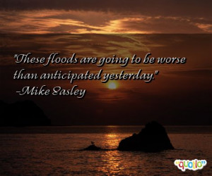 Quotes About Floods