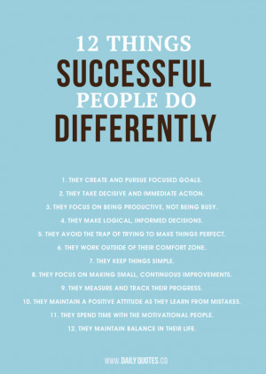 57 Success Quotes to Inspire : Part 2