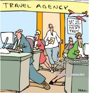 Travel Arrangements cartoons, Travel Arrangements cartoon, funny ...