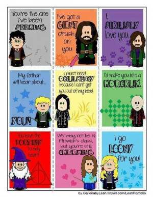 Harry Potter love quotes