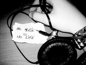 No Music = No Life!.. No Lyf Without Music!