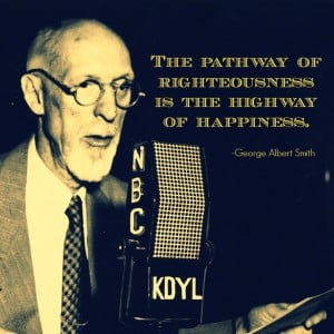 George A. Smith: A Man of God and Gifted Leader