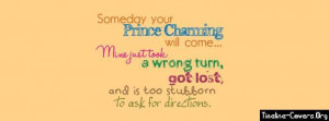 Prince Charming Facebook Cover