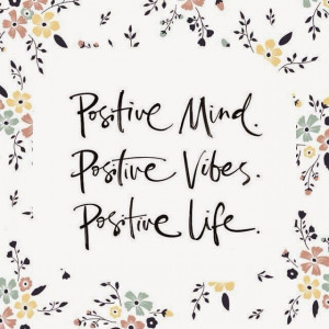 Feeling the positive vibes ( image )