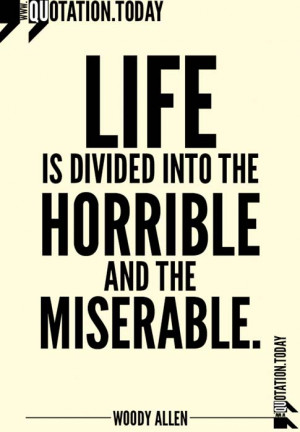 Quotations   Woody Allen – Quotes on Life