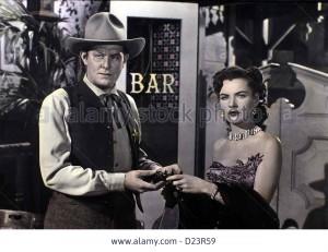 Singing Guns Vaughn Monroe Ella Raines Local Caption 1949