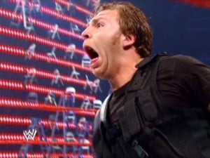 Dean Ambrose is overrated.