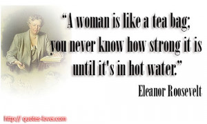 quotes you never know how strong you are until being strong is the
