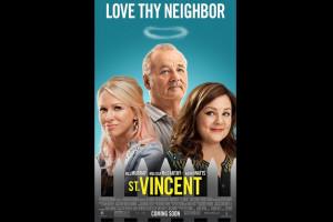 st vincent movie poster