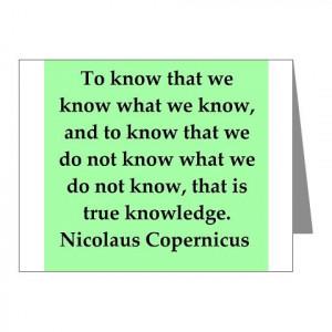 Copernicus Quotes On Love