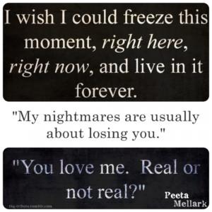 Quotes - Peeta Mellark