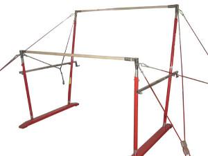 Adjustable Uneven bars / Gymnastic equipment