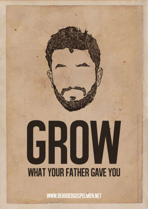 Beard Pride Posters