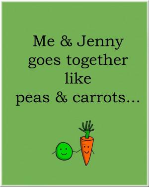 ... Carrots, Movie Quotes, Favorite Quotes, Favorite Movie, Tv Movie, Peas