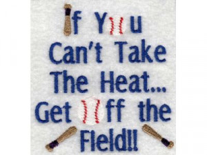 Ball Sayings Machine Embroidery Designs