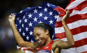 JO: l'Américaine Allyson Felix en or sur 200 m