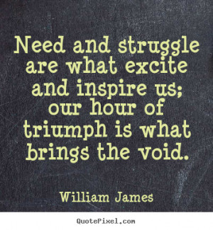 sayings about success by william james make your own quote picture
