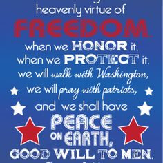 LDS Quotes About Patriotism | Display your patriotism with this quote ...