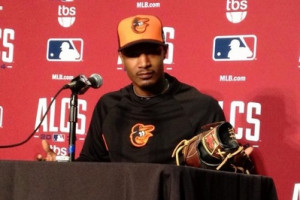 Adam Jones has great quote on Orioles not having team meeting