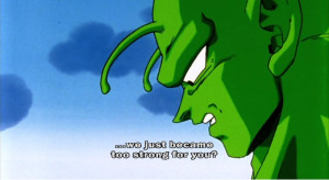 power statements regarding Piccolo's Android saga level