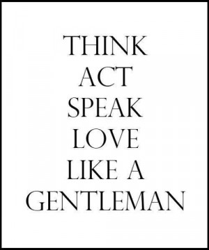 Very Distinguished Gentleman FB page