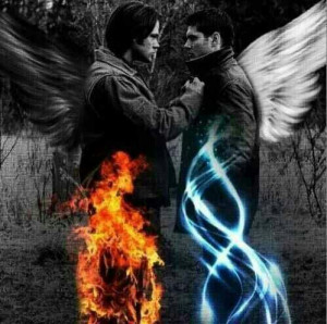 Lucifer will meet Michael on the chosen field. How I think the series ...