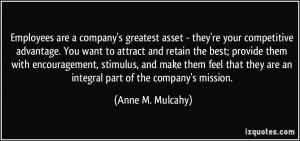 Employees are a company's greatest asset - they're your competitive ...